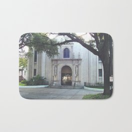 Corpus Christi Catholic Church - New Orleans LA Bath Mat