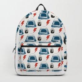 Bowie MajorTom stuff seamless pattern  Backpack