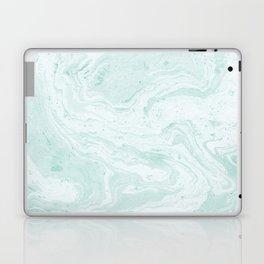 Seaforam Marble Print Laptop & iPad Skin