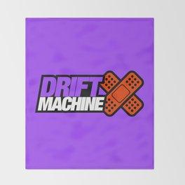 Drift Machine v7 HQvector Throw Blanket