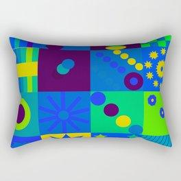 Patchwork66 Rectangular Pillow