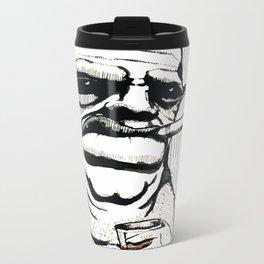 Drink like an animal  Metal Travel Mug