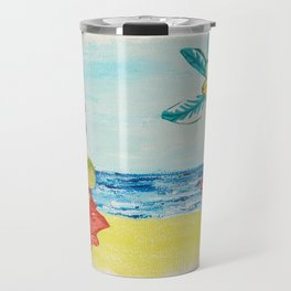 Brazilian beaches Travel Mug