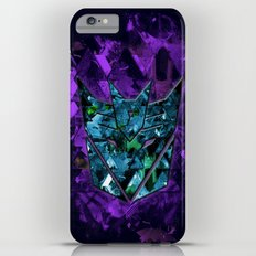 Decepticons Abstractness - Transformers iPhone 6s Plus Slim Case