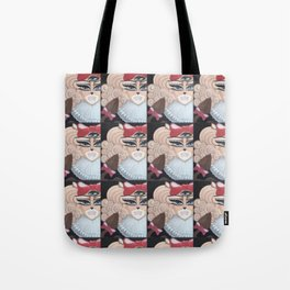 Cowardly Lioness (3rd eye) Tote Bag