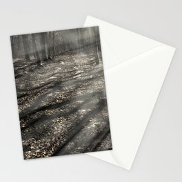 Blair Witch....over there! Stationery Cards