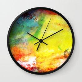 Color Interactive #1 Wall Clock