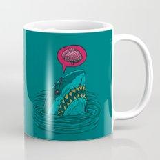The Zombie Shark Mug