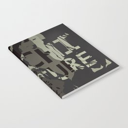 Urban decay 2 Notebook