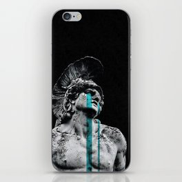 The tears of Achilles iPhone Skin