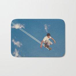 Sky Skater Bath Mat