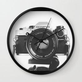 Olympus Camara Wall Clock