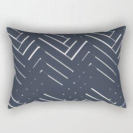 brick composition BB Rectangular Pillow