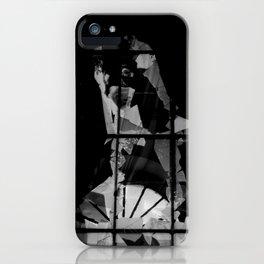 Broken Virgin iPhone Case
