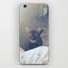 wake up, human iPhone & iPod Skin