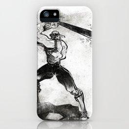 The Designated Slugger  iPhone Case