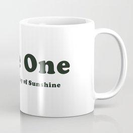 Type One Coffee Mug