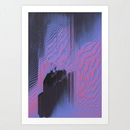 Nameless Art Print