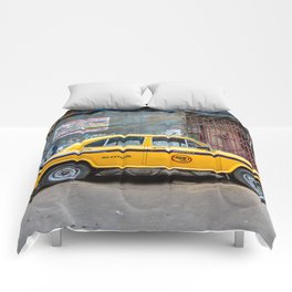 Taxi India Comforters