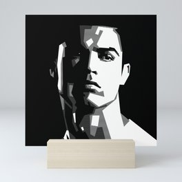 The Myth Ronaldo Mini Art Print