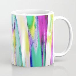 276 - Abstract Colour Design Coffee Mug
