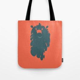 Grump Monster Tote Bag