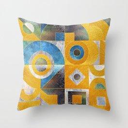 Geometric XXXXXVI Throw Pillow