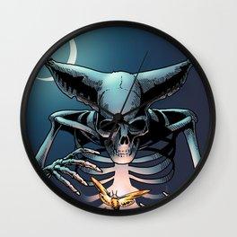 Child of Night Wall Clock