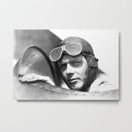 Charles Lindbergh - © Doc Braham; All Rights Reserved. Metal Print
