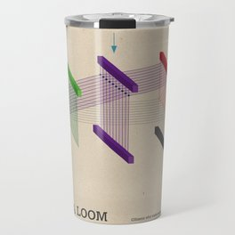 The City as a Loom Travel Mug