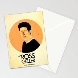 Ross Geller  Stationery Cards