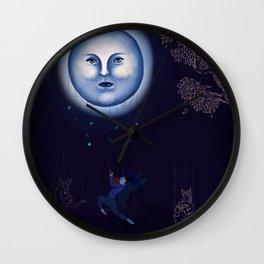 A Midsummer's Night Dream Wall Clock