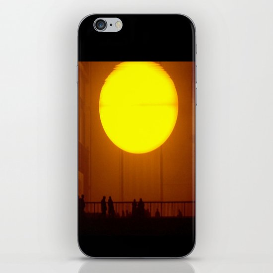 Indoor Sunset iPhone & iPod Skin