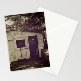 Cottage Stationery Cards