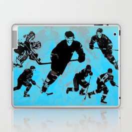 Game on! - Hockey Night Laptop & iPad Skin
