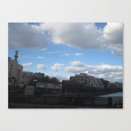 The Charles River Canvas Print