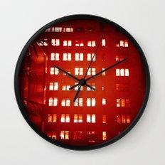 Everyone Is Awake Wall Clock