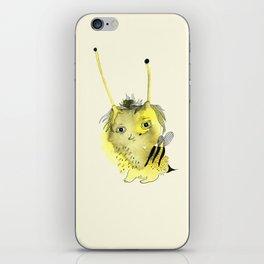 Bee Boo Buup iPhone Skin
