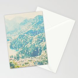 Lake of Swan Stationery Cards