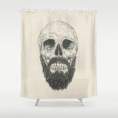 The beard is not dead Shower Curtain