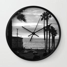 Classic Redondo Beach Wall Clock