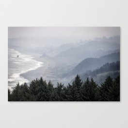 Shades of Obscurity Canvas Print
