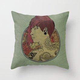 sveta Throw Pillow