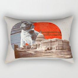 The NSA's New Tactic  Rectangular Pillow