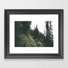 Happy Trails IV Framed Art Print