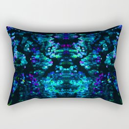 Sequin Sparkle Rectangular Pillow