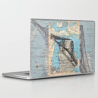 michigan Laptop & iPad Skins featuring Michigan by Ursula Rodgers