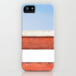 Parapet iPhone Case
