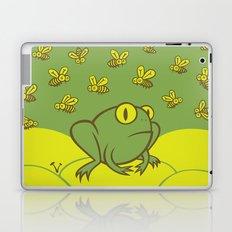 Frog Pond Laptop & iPad Skin
