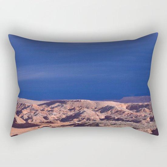 Desert Storm's Abrew'n Rectangular Pillow